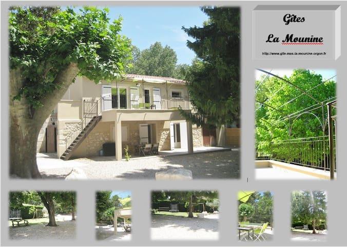 Gîte en plein cœur de la Provence - Orgon - Departamento