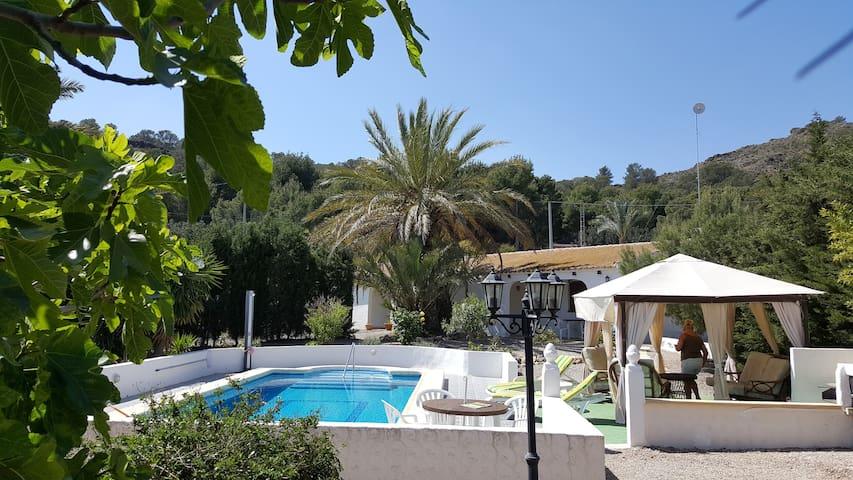 The Three Palm Trees Country House - Totana - Dormitorio para invitados