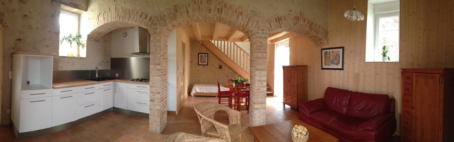 La Bergerie (The Sheepfold) - Apremont - Appartement