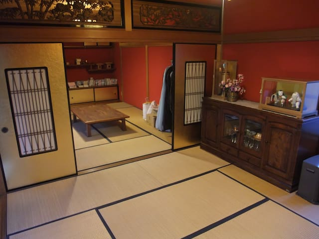 Cozy traditional Japanese house with parking,wi-fi - Kanazawa-shi