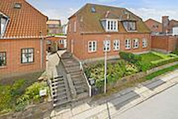 Nice small furnished apartment - Kolding