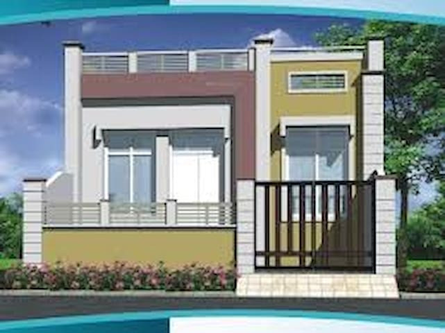 J-Go Vrinda Cottage for Spiritual Experience - Vrindavan - Villa