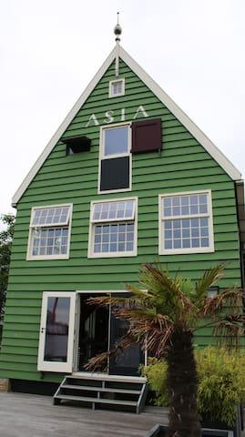 Historical house near Zaanse Schans - Koog aan de Zaan - Bed & Breakfast