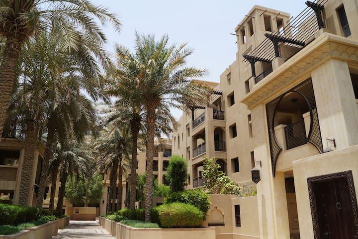 Downtown apartment with Burj Khalifa view - Ντουμπάι - Διαμέρισμα