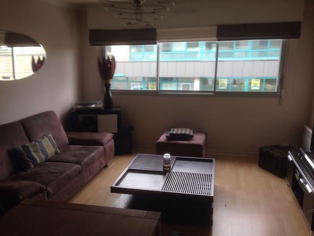 Appartement - Centre Ville - Landerneau - Leilighet