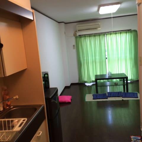 Takahata Apartment 105 - Hino - Apartment