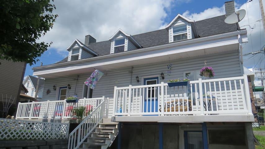 Casa Azul hébergement temporaire - Vallée Jonction - Leilighet