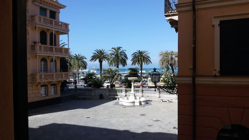 Apartment 50 meter from the sea - Sestri Levante - Apartament