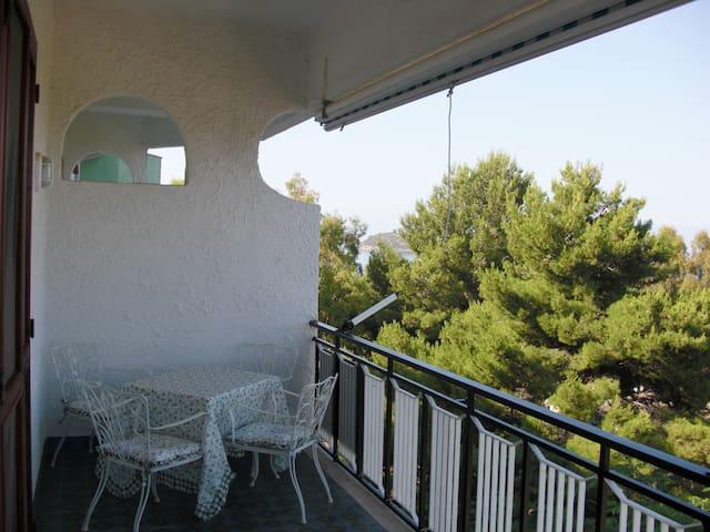 Trivani a 100 mt dal mare a Cirella - Cirella - Lägenhet