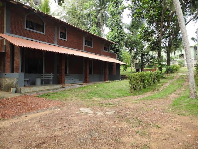 Home amongst nature - Kelaniya