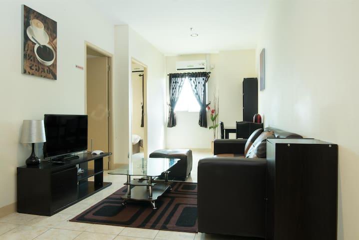 Queen Victoria Apartment Batam (2 Bedroom Low FL) - Kota Batam - Leilighet