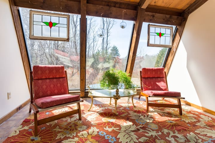 Sunroom Post and Beam Escape in Kittery Maine - Kittery - Βοηθητική μονάδα