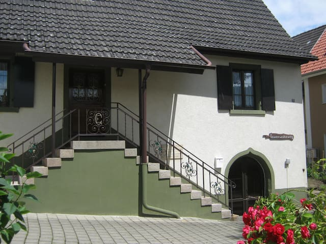 Historisches Winzerhaus - Müllheim