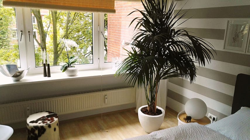 Central, quiet in the heart of the city center - Hamburg - Apartmen