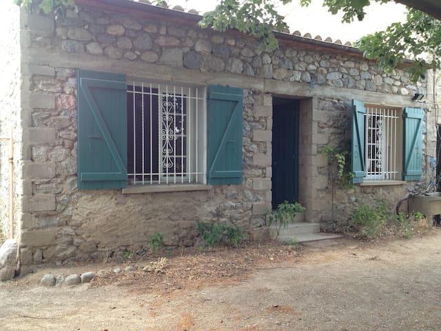 Maisonnette entre ville et montagne - Prades - Дом