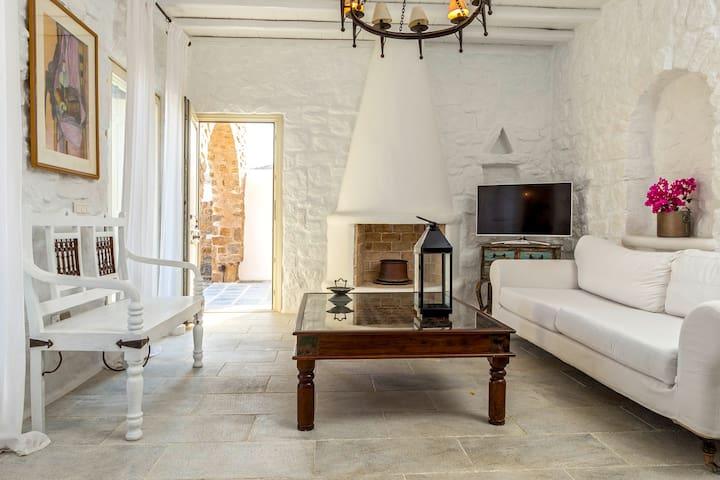 Hermes Suite by Mykonos Dream Villas - Klouvas - Appartement