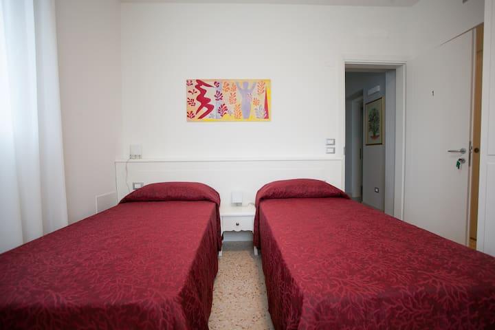 Camera singola Ca' Rodi Alloggi Turistici 3 Leoni - Crespano del Grappa - 其它