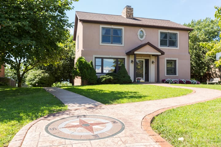 For 1, 2, 3, 4 (maybe 6): mountain views, peaceful - Harrisonburg - Appartement