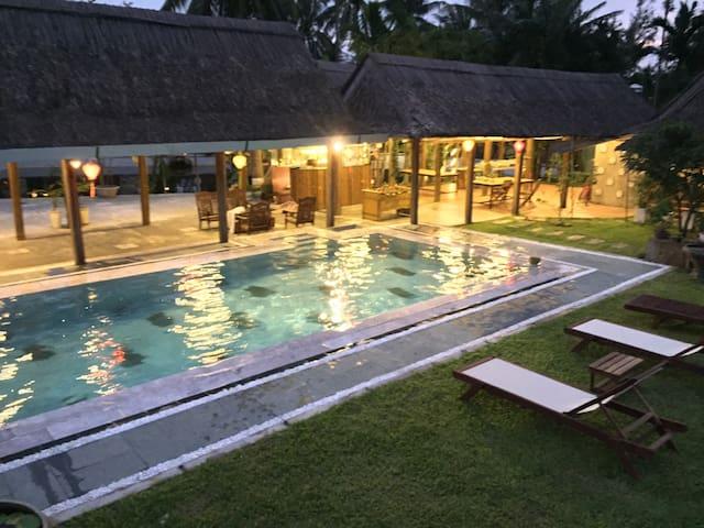 Water Palm Villas - Hội an - Vila