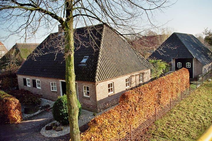modern guesthouse nabij Nijmegen - Ravenstein - Bed & Breakfast