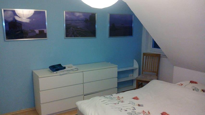 Cozy Room near Technical University Dortmund - Dortmund - Hus