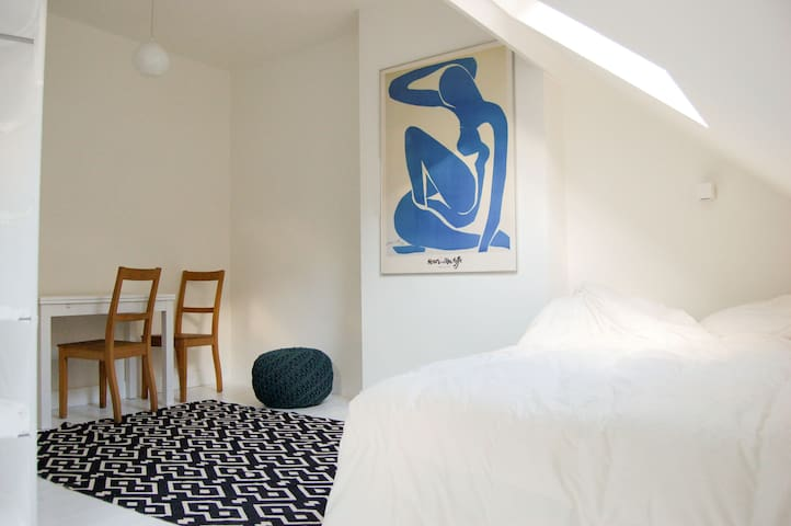 A very charming and cosy flat - Schaerbeek