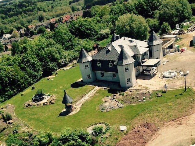 Wohnen wie im Schloss - Baumholder - Maison