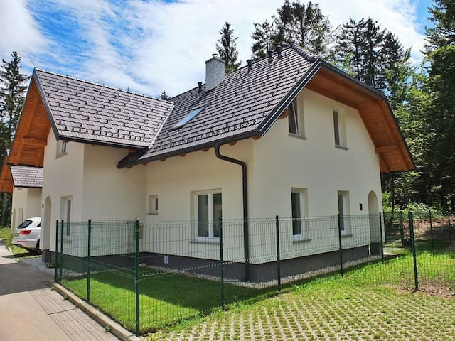 New large bright house at Bohinj lake - Ribčev Laz - Casa
