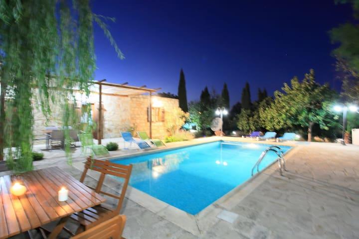 Simeon Estate - Drouseia - Willa