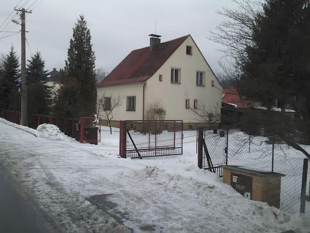 Apartmán se dvěma ložnicemi - Bystřice - Bystřice - Maison
