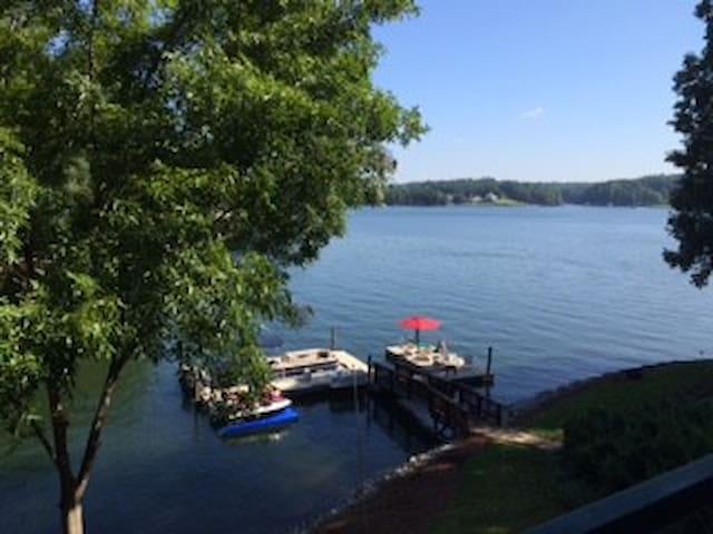 Lake Norman Living - Sherrills Ford - Lägenhet