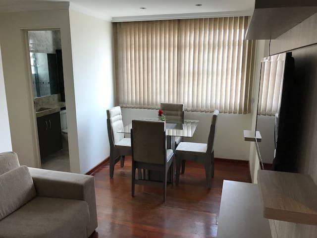 APT ACONCHEGANTE / VENDA NOVA - Belo Horizonte - Lägenhet