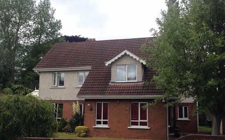 Cosy double bedroom - Navan - Rumah