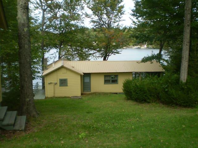Sunapee area lakeside cottages trio on Sand Pond - Marlow - Ev