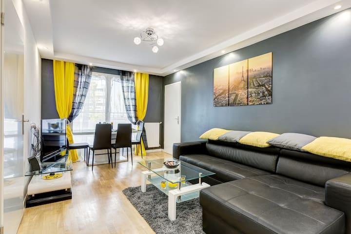 PARIS-F2-STANDING-STADE DE FRANCE - Deuil-la-Barre - 公寓