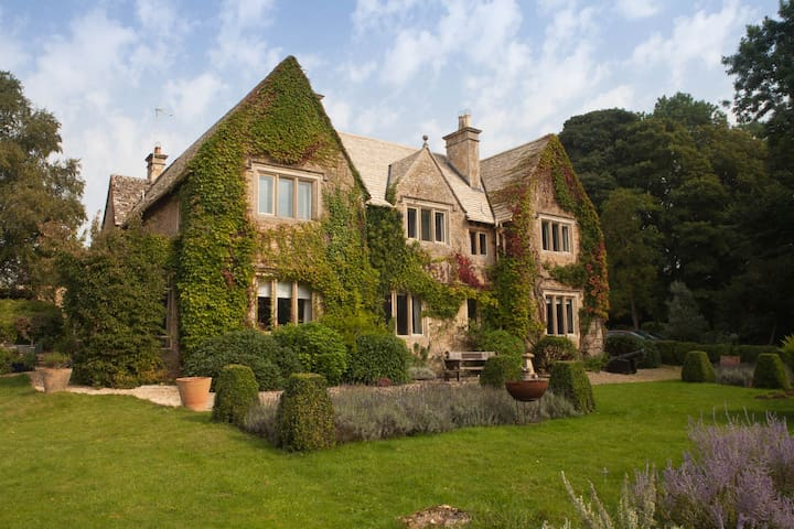 Lovely room in Cotswold House in Upper Slaughter - Gloucestershire  - Huis
