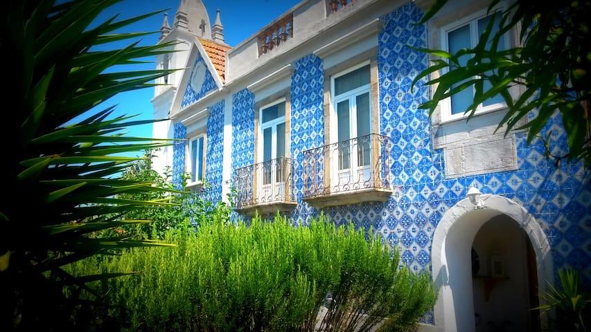 Pontoeste Guesthouse Private Room 2 - O Alentejano - Veiros - Villa