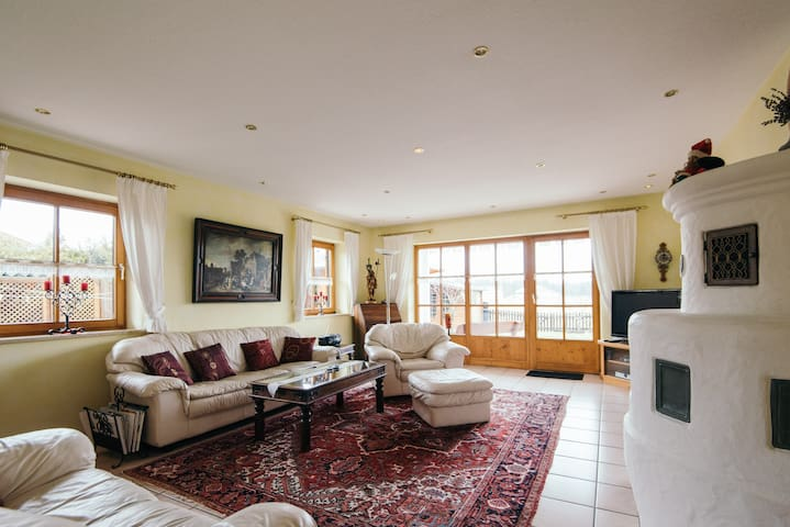 Klimas Bavarian House Rental - Halblech - Casa
