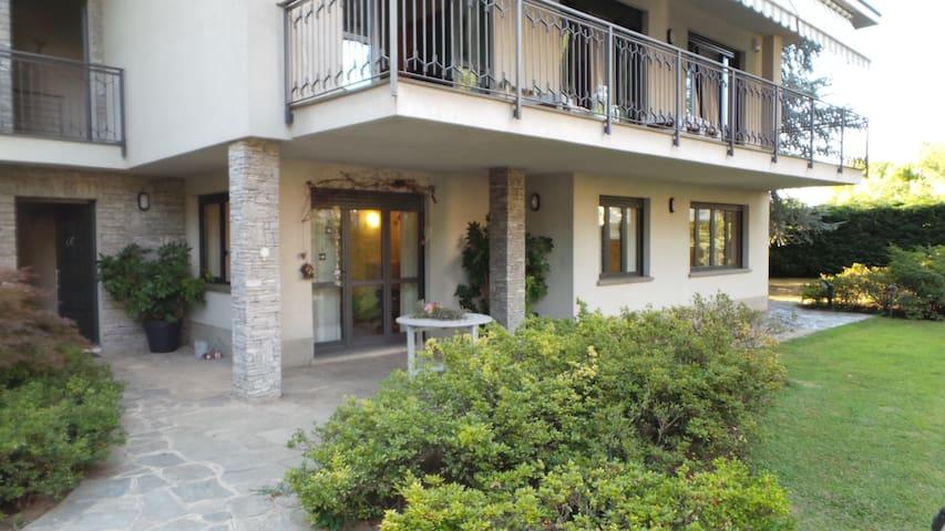 Ampio appartamento con giardino - Seregno - Wohnung