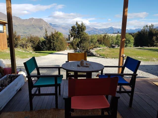 Wanaka Studio, Cabin & Cosy Loft - Otago - Cabaña