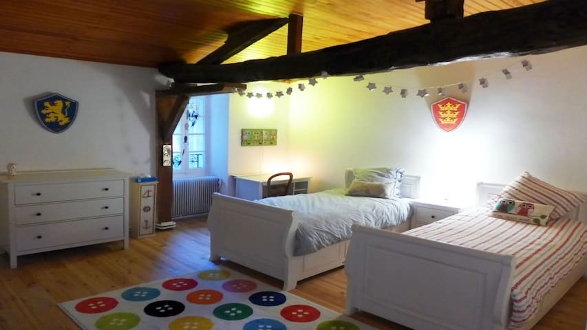 Perfect Family Holiday Retreat, on Dordogne River - Flaujagues - Casa