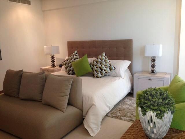 Front beach apartment at Nuevo Vallarta - San Juan de Abajo - Appartement