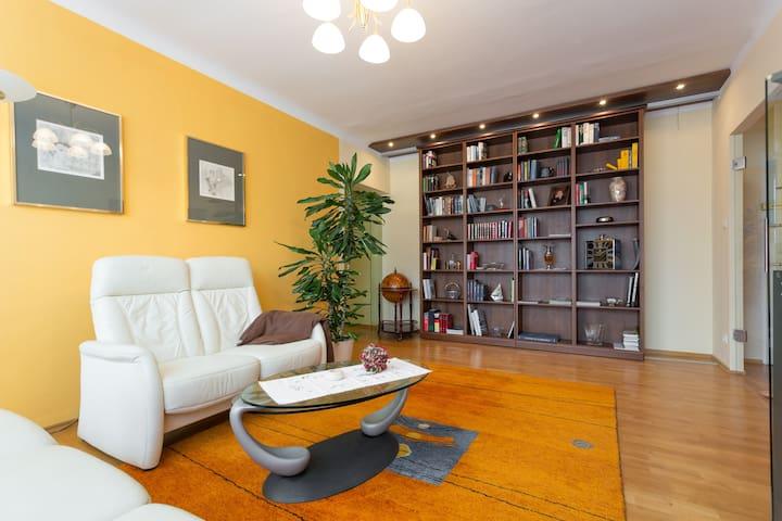 Ruhige Wohnung, Parklage, Zentrum - Baden - Condomínio