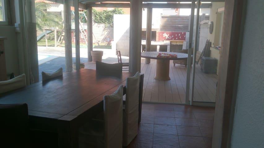 Villa avec piscine - Villemolaque