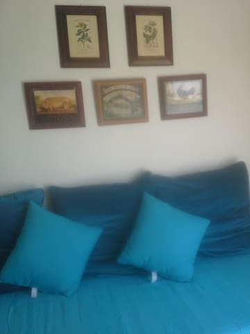Habitación Privada frente al mar - Los Alcázares - Ev