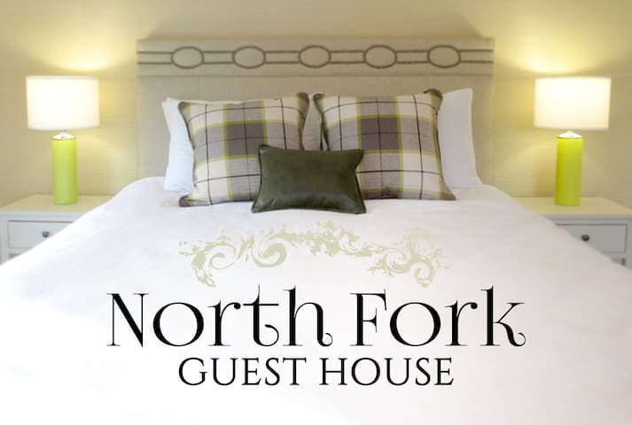 North Fork Guest House - Cutchogue - Bed & Breakfast
