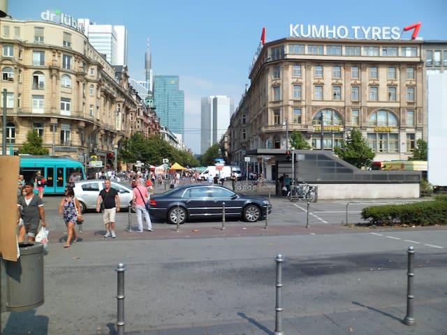 Gästezimmer in bester Lage - Frankfurt am Main