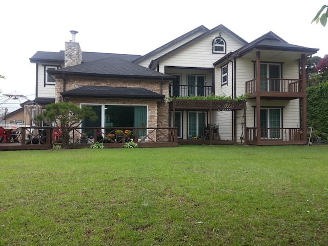Pine Hill House 파인힐 하우스 - Opo-eup, Gwangju-si - Ev