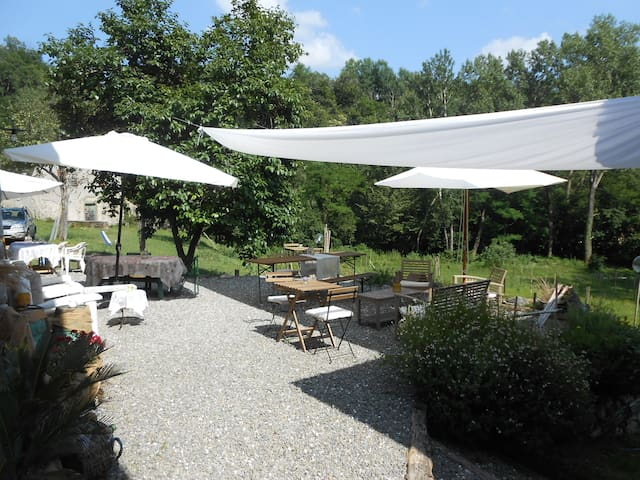 Authentic Tuscany near 5 Terre Lunigiana - Fivizzano - Appartement