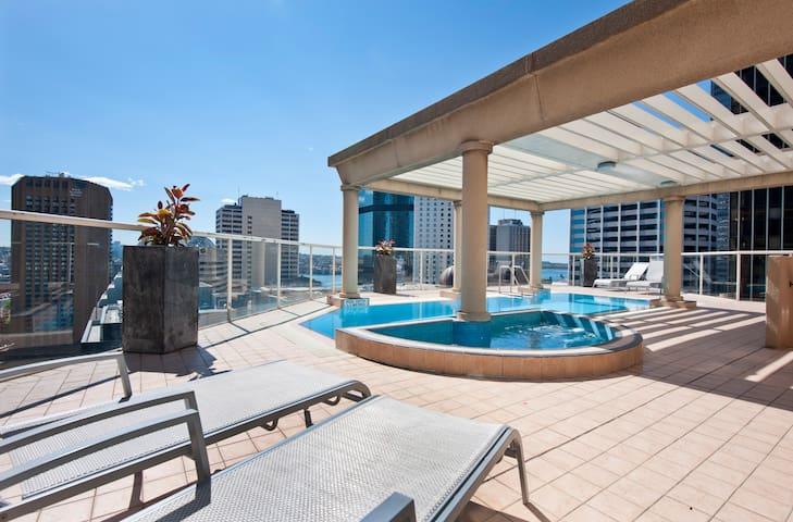 In The Heart of Sydney CBD ! WIFI - Sydney - Apartemen